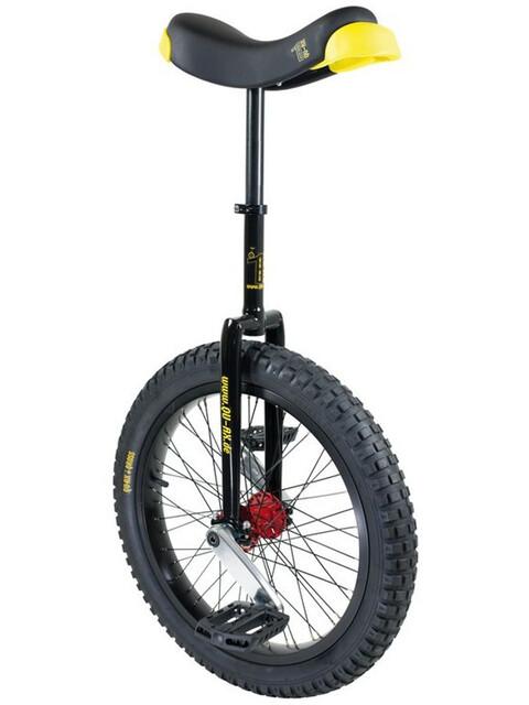 QU-AX Muni Starter Unicycle black